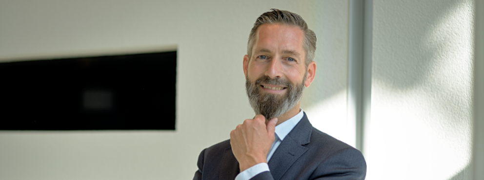 Jan-Willem Evers, directeur Commercie Zilveren Kruis