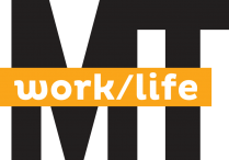 Logo van MT Work/Life