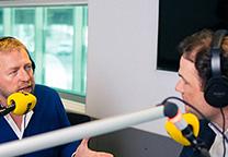 Monique Bosbaan en Lydia van Meeuwen