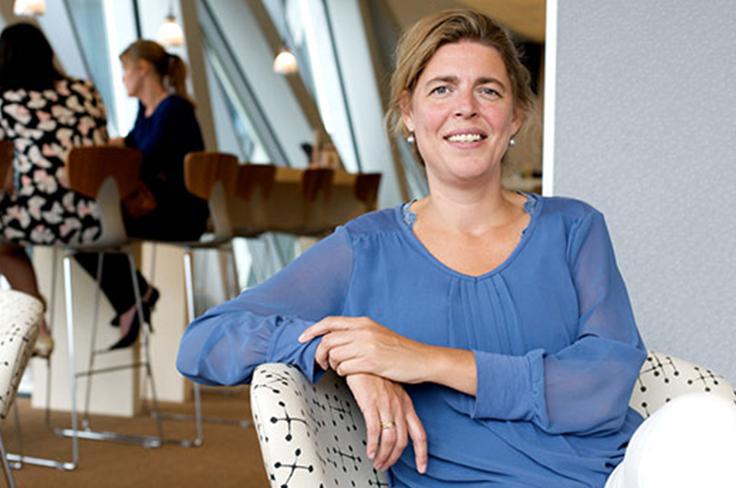 Liesbeth Hooghoudt, Adviseur Gezond Ondernemen Zilveren Kruis