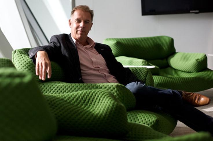 Matti Paulissen, Adviseur Gezond Ondernemen Zilveren Kruis