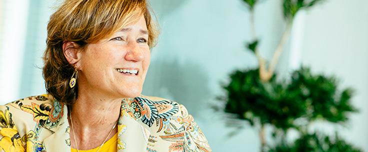 Martine Geurts, Vice CEO van Facilicom Group