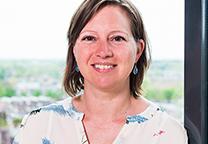 Merel van Dorp, Health Case Specialist Employability Center Friesland Campina