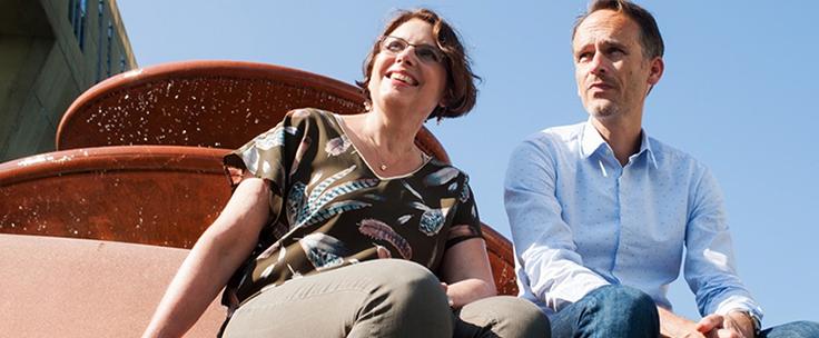 Yvon Roelofs, adviseur Verzuim & Re-integratie Hanzehogeschool