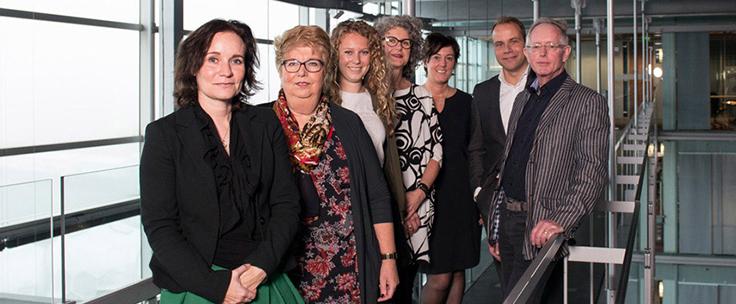 Cindy Rietbroek, HRM-adviseur Inholland CRB