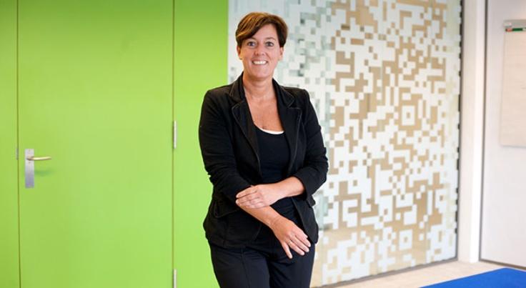 Mirjam Oosterbroek, Adviseur Gezond Ondernemen Zilveren Kruis