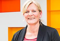 Aafke Luimstra, manager Personeel & Organisatie Strukton Rail