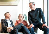 Erwin Visser, Informens - Willy Zwager, TBI Vitaal/Croonwolter&dros - Eugene Koeman TIGRA Amsterdam