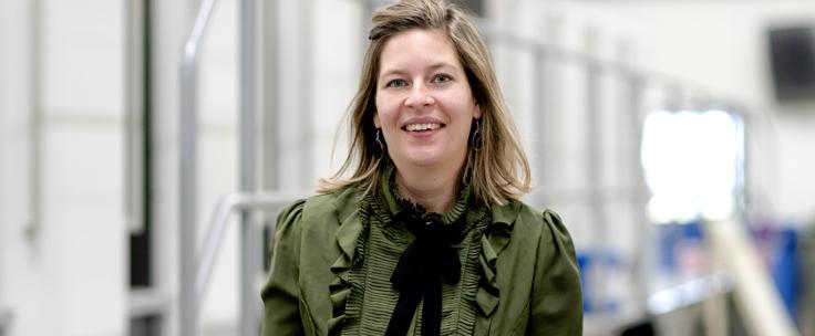 Leonie Fidder - HR-adviseur bij Zalsman