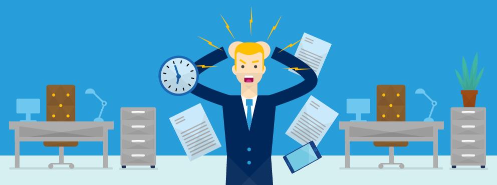 Zo blijf je stress de baas