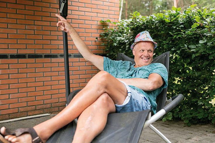 Jeroen Housmans, programmaleider bij het CCE
